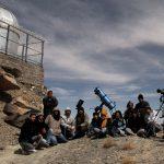 برگزاری رصد ماه گرفتگی توسط آسمان مهر بیرجند - نجومی شدنم - Mohsen Elhamian - MohsenElhamian.com - سایت شخصی محسن الهامیان