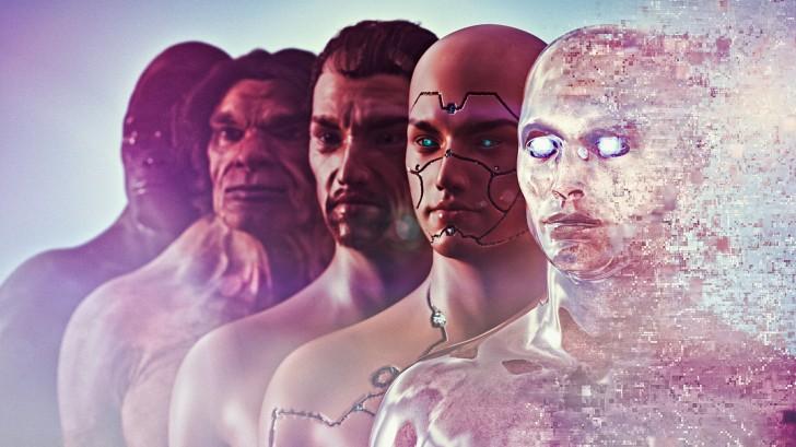 تکامل انسان - بردگی آگاهی - سایت شخصی محسن الهامیان - Mohsen Elhamian