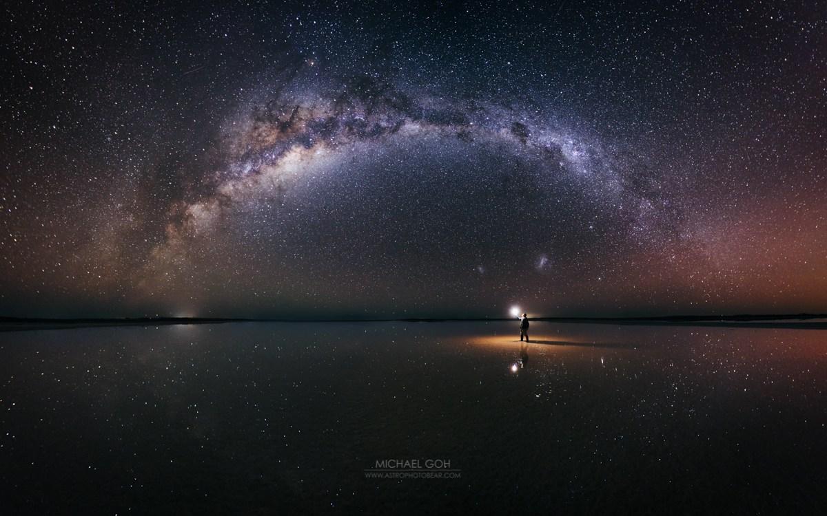 پادکست یک دیوانه یک آسمان 1 - Mohsen Elhamian - MohsenElhamian.com - سایت شخصی محسن الهامیان
